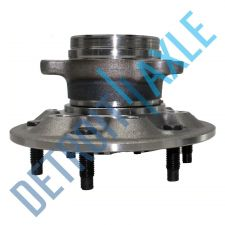 Buy New FRONT Driver or Passenger Wheel Hub Bearing - w/ ABS - RWD