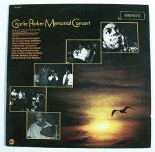 Buy CHARLIE PARKER ~ Memorial Concert 1984 DOUBLE Jazz LP