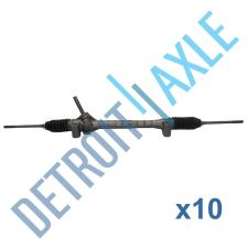 Buy 10 pieces CHEVY SATURN PONTIAC POWER STEERING RACK AND PINION ASSEMBLY