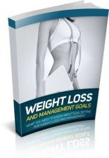 Buy Weight Loss And Management Goals Ebook + 10 Free eBooks With Resell rights (PDF)