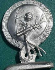 Buy Nightmare Before Christmas Jack pewter plaque