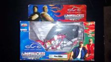 Buy Orange County Choppers Fire Bike 1/18 Scale American Chopper The Series