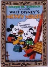 Buy Disney Mickey & Minnie Mouse Limited Edtion Building Pin/Pins