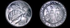 Buy 1974 San Marino 10 Lire World Coin - Italy Honey Bee