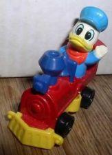 Buy Disney Donald Duck Train engineer is made of Die Cast Metal