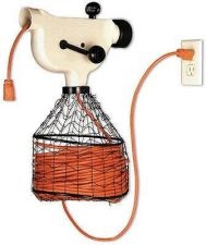 Buy Extension Cord Reel Power Cable Winder Storage Hand Crank Basket Electric Power