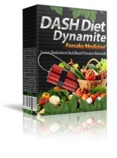 Buy Dash Diet Dynamite Ebook + 10 Free eBooks With Resell rights ( PDF )