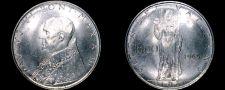 Buy 1965 Vatican City 100 Lire World Coin - Catholic Church Italy