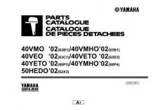Buy Yamaha A63B300F Outboard Motor Parts & Views by download Mauritron #344032