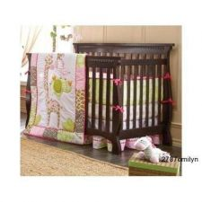 Buy Best Baby Crib Convertible Wood Nursery Furniture Toddler Day Full Bed Cherry