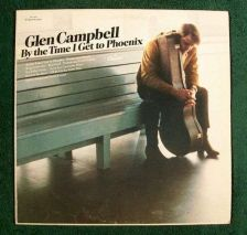 Buy GLEN CAMPBELL ~ By The Time I Get To Phoenix 1979 Pop LP