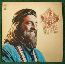 """Buy WILLIE NESLON """" The Sound In Your Mind """" 1976 Country LP"""