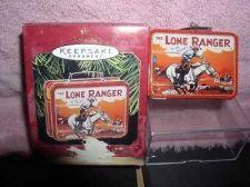 Buy The Lone Ranger Lunch Box Hallmark Keepsake 1997 Ornament