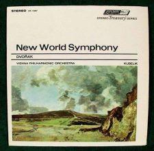 Buy DVORAK ~ New World Symphony No. 9 in E minor *** Classical LP