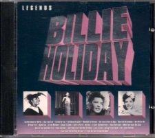 "Buy BILLIE HOLIDAY ~ "" Legends "" Blues / R&B CD"