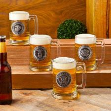 Buy Military Emblem Steins - Free Personalization