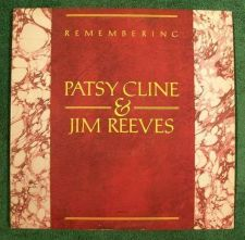 Buy PATSY CLINE & JIM REEVES ~ Remembering 1982 Country LP