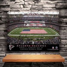 Buy NFL Stadium Canvas Prints - Free Personalization