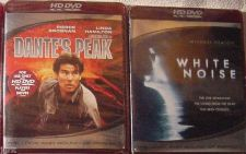Buy HD DVD Dante's Peak & White Noise DOUBLE FEATURE Michael Deaton Pierce Brosnan