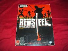 Buy RED STEEL Wii OFFICIAL STRATEGY GAME GUIDE GOOD CONDITION SHIP SAME DAY/NXT
