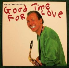 Buy SADEO WATANABE ~ Good Time For Love 1986 Jazz LP