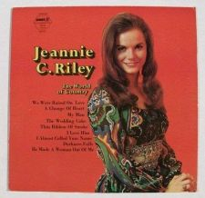 "Buy JEANNIE C. RILEY "" The World of Country "" 1972 Country LP"