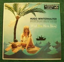 Buy HUGO WINTERHALTER ~ Wish You Were Here 1959 Pop LP