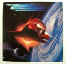 Buy ZZ TOP ~ Afterburner 1985 Blues Rock LP