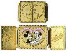 Buy Disney - WDW - Our Wedding - Mickey - Minnie Mouse - pin/pins