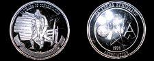 Buy 1984 Oklahoma Numismatic Association 1 oz Silver Proof Round - 50th Anniversary
