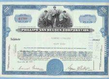 Buy New York na Stock Certificate Company: Phillips-Van Heusen Corporation ~60