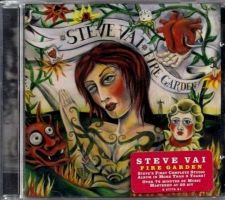 "Buy STEVE VAI ~ "" Fire Garden "" Rock CD"