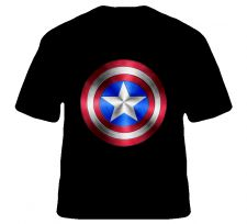 Buy Captain America Shield ca516 Shirt S to XL