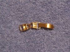 Buy Sarah Coventry Jewelry Large Foldover Extender Gold #1199