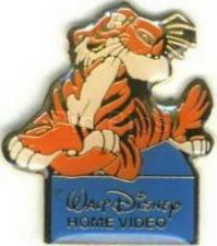 Buy Jungle Book Shere Khan the tiger full body Event Disney Authentic pin/pins