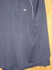 Buy Men's Lacoste SPORT Alligator Polo Shirt Size 7 X Large EUC L/S