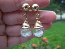 Buy Floating Opal Earrings