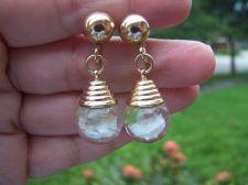 Buy Floating Opal Earrings