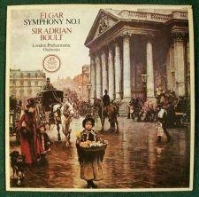 Buy EDWARD ELGAR Symphony No. 1 in A Flat, Op. 55 Sir Adrian Boult, London