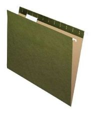 Buy Hanging File Folders Office Home Letter Paper Recycled Filing Cardboard Boxes