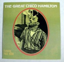 Buy The GREAT CHICO HAMILTON ( Featuring Paul Horn) Vintage Jazz LP