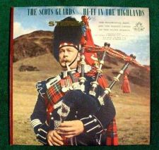 """Buy THE SCOTS GUARDS """" Hi-Fi In The Highlands """" Stereo LP"""