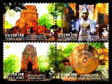 Buy Stamp Thai 2012 Temple of Ancient City archaeological site Heritage Conservation
