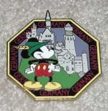 Buy Disney Mickey Mouse Germany LE Auction Pin/Pins