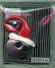 Buy Nightmare Before Christmas Jack Santa enamel Brooch NMBC Authentic pin/pins