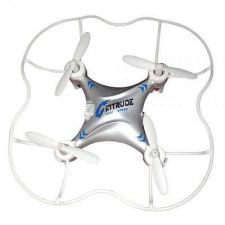 Buy Gin H7 4CH 6 Axis Gyro LED flight 6 min RC Quadcopter w Protective Cover Mode 2