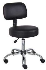 Buy Doctor Boss Lab Chair Office Furniture Stool Medical Dental Fine Adjustable Roll