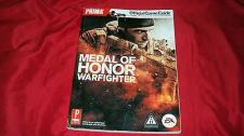 Buy MEDAL OF HONOR WARFIGHTER STRATEGY GUIDE NEAR MINT CONDITION SHIP SAME DAY/NEXT