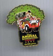 Buy Disney Minnie safari WDW Pass Holder rare LT ED PIN/PIN