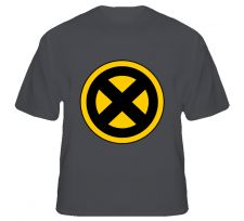 Buy X-Men Logo ml763 Shirt S to XL